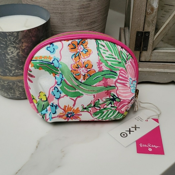 Lilly Pulitzer for Target Handbags - Make up bag pouch